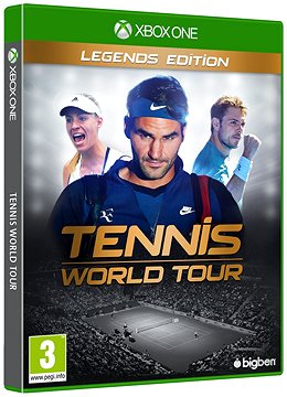 Tennis World Tour - Legends Edition - Xbox One