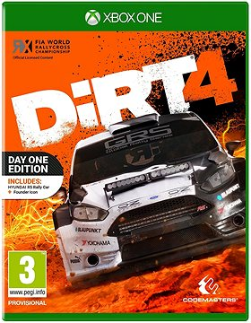 DiRT 4 - Xbox One