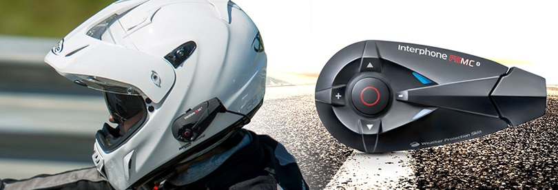 The perfect communication device for bikers