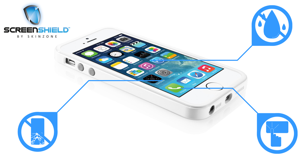 Advanced Display protection for the iPhone 6
