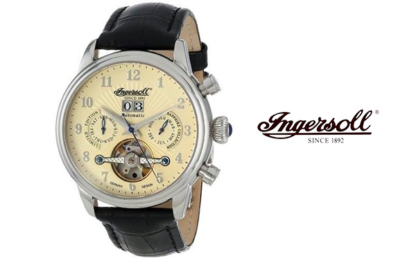 Highly anticipated timepieces from legendary company Ingersoll have arrived!