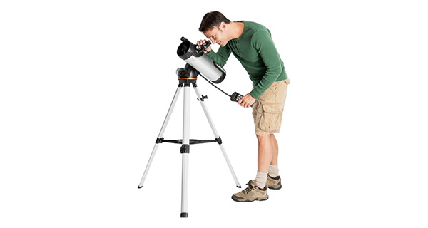The Universe is at your fingertips with Celestron astronomical telescopes