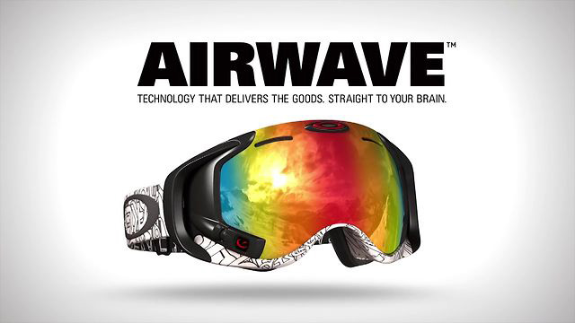 Oakley Airwave: Not just cool, but smart too!
