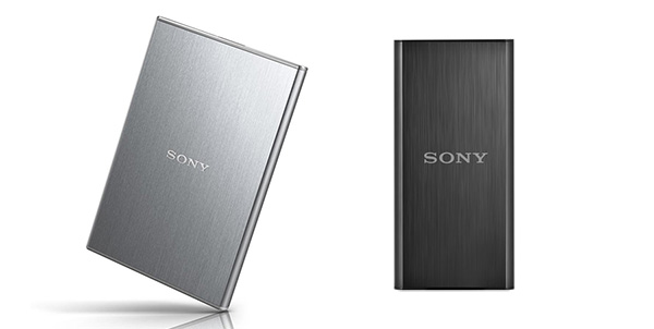The thinnest external Hard Drive in the world