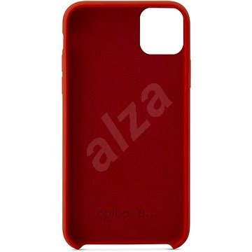 Apple iPhone 11 Pro Silicone Cover RED - Mobile Case  Alzashop.com