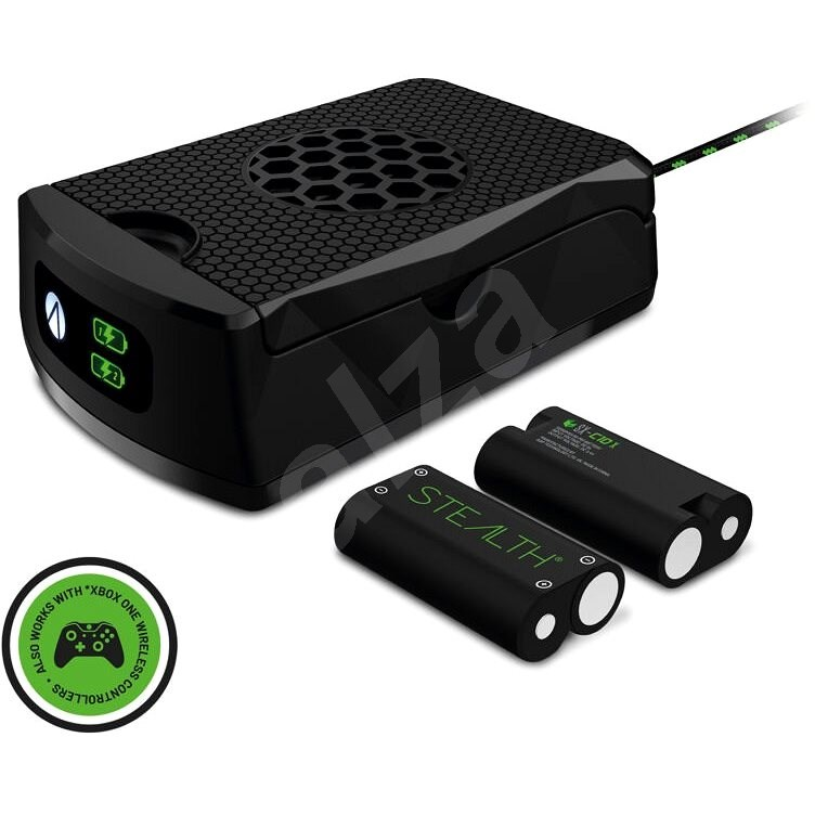 STEALTH Twin Battery Charging Pack - Xbox - Charging Station