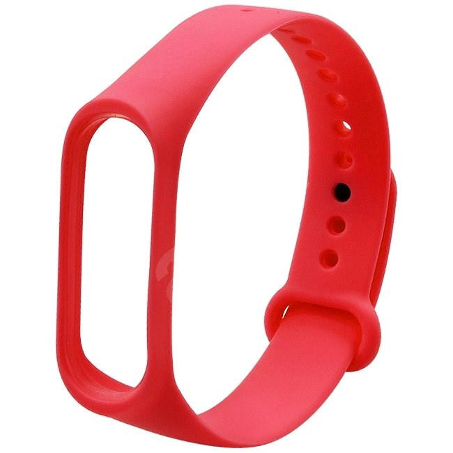 Eternico Basic Red for Mi Band 3 / 4 - Watch Band