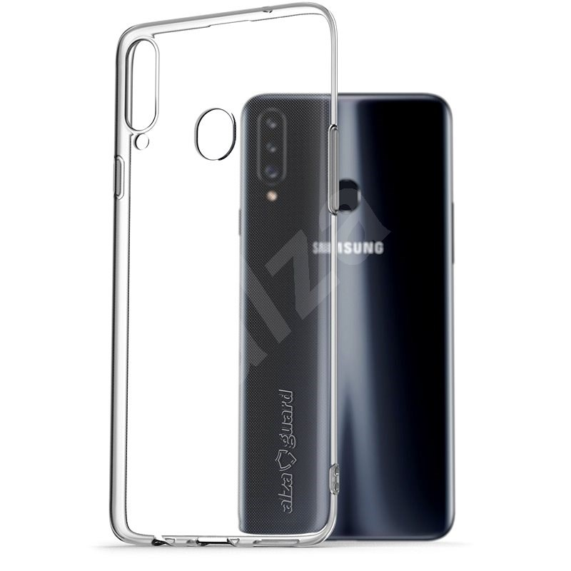 AlzaGuard for Samsung Galaxy A20s Clear - Mobile Case