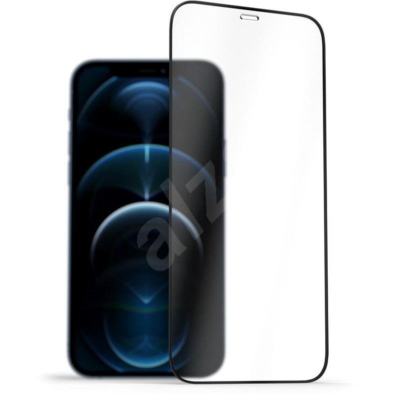 AlzaGuard Glass Protector for iPhone 12/12 Pro - Glass Protector