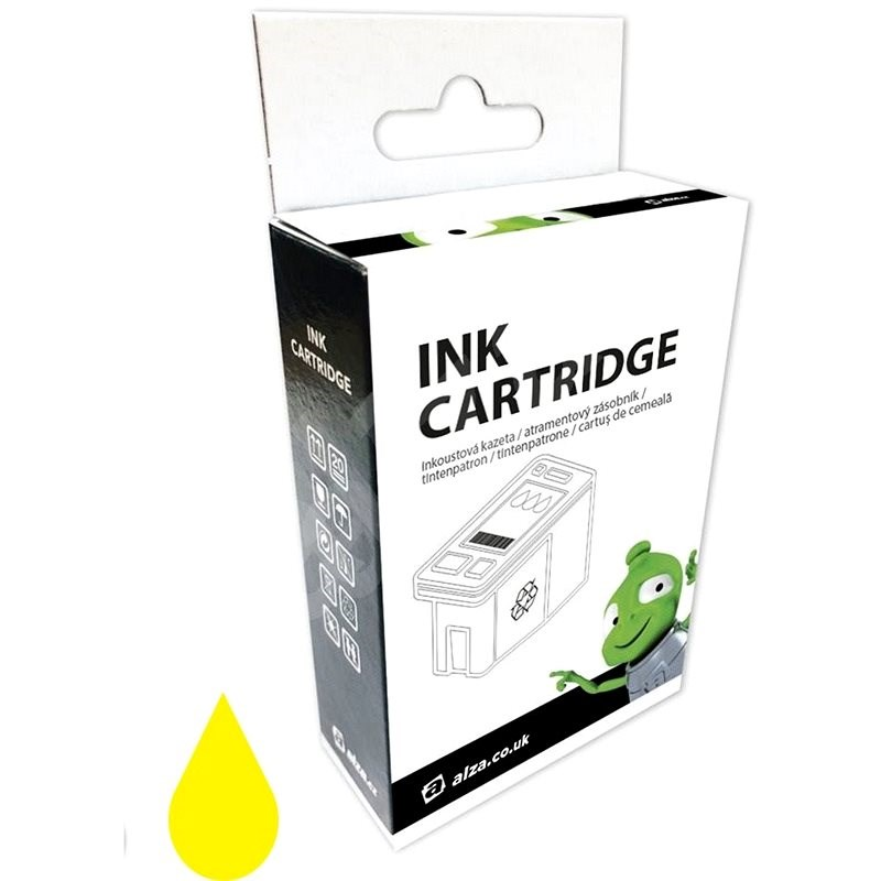 Alza T2634 26XL Yellow for Epson Printers - Compatible Ink