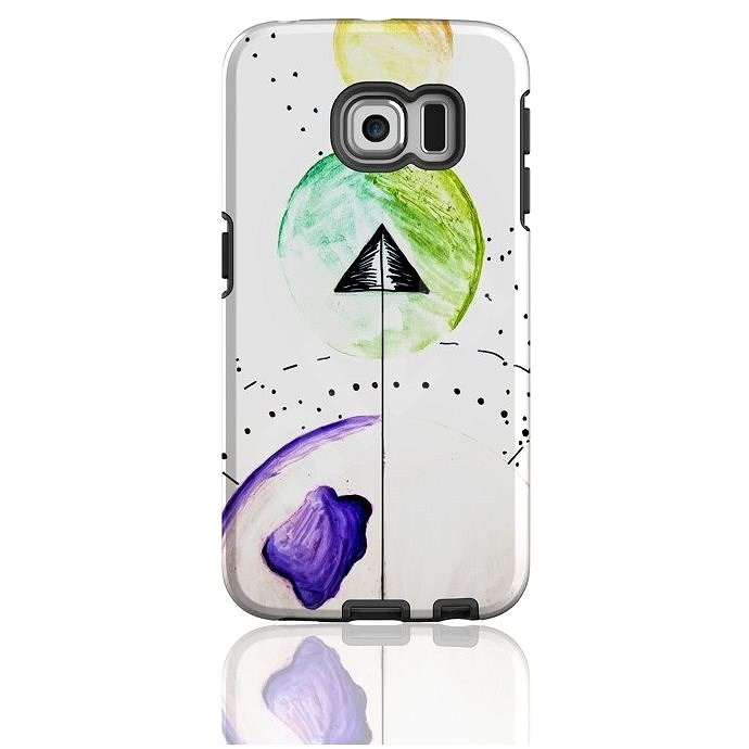 """My """"Direction"""" Case + Protective Film for Samsung Galaxy S6 Edge - Protective case by Alza"""