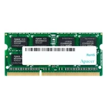 Apacer SO-DIMM 4GB DDR3 1600MHz CL11 - System Memory