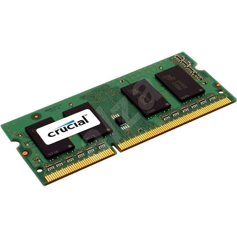 Crucial SO-DIMM 8GB DDR3 1866MHz CL13 Dual Voltage - System Memory