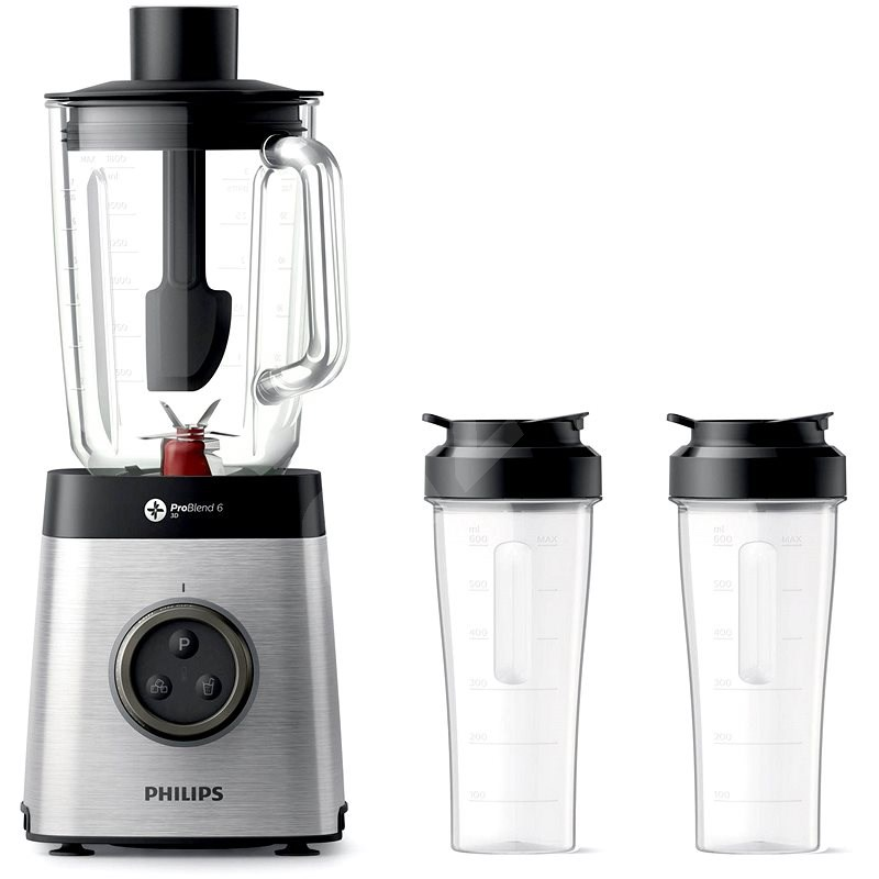 Philips HR3655/00 Avance Collection with tumblers - Blender