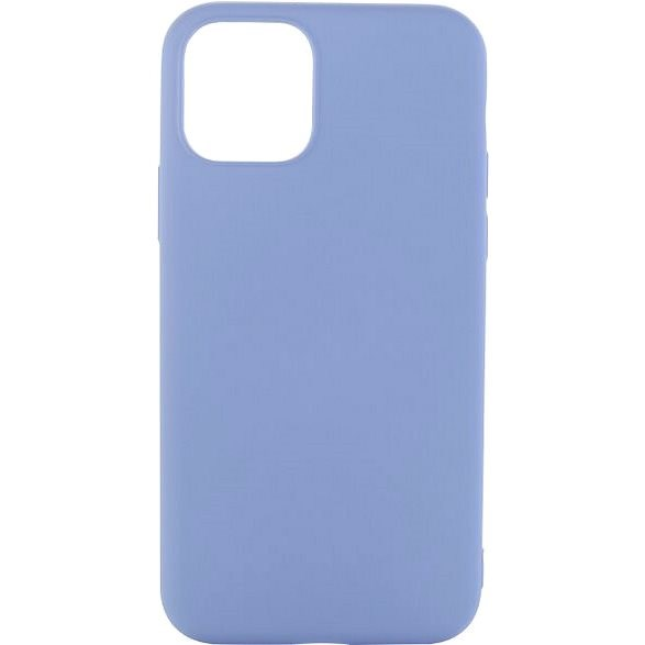 EPICO CANDY SILICONE Case for iPhone 11 Pro - Blue - Mobile Case