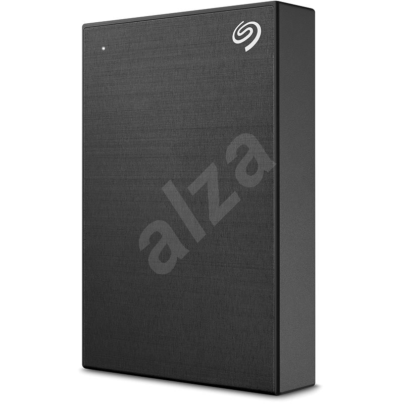Seagate One Touch Portable 4TB, Black - External Hard Drive