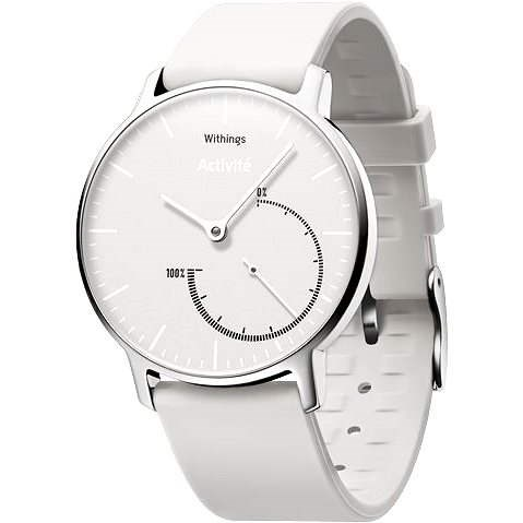 Withings Activité Steel White - Smartwatch
