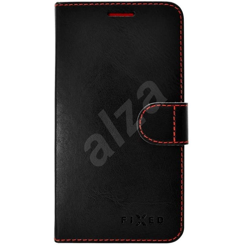 FIXED FIT Redpoint for Sony Xperia X black - Mobile Phone Case
