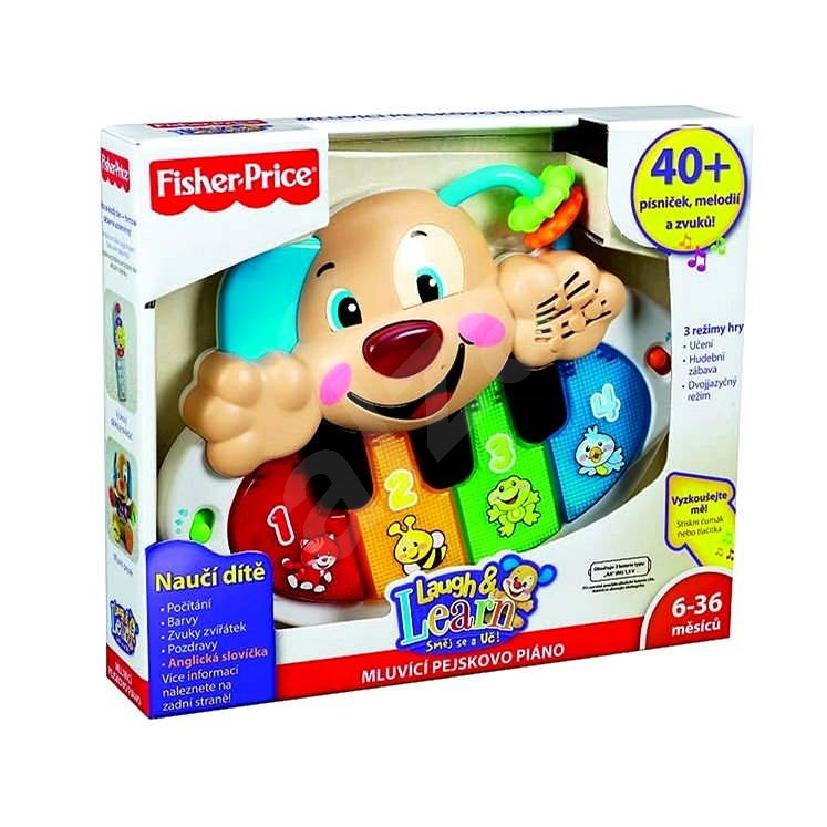 Fisher Price Talking dogs piano  - Interactive Toy