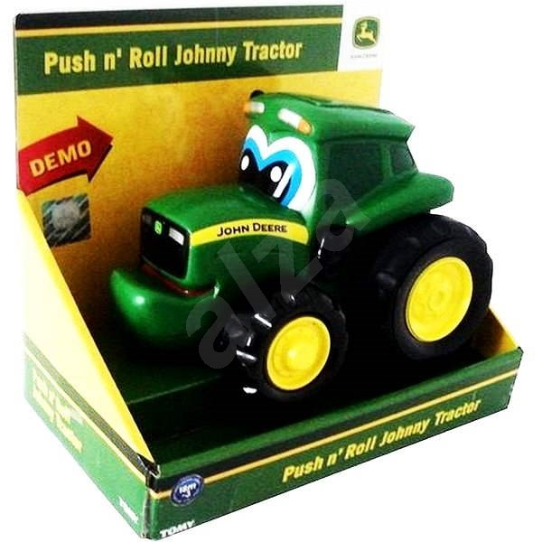 John Deere - Tractor Johny squeeze and jump - Toy Vehicle