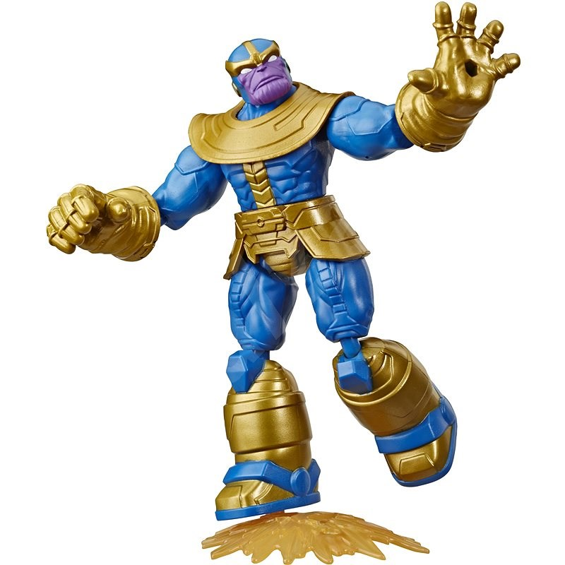 Avengers Bend And Thanos - Figure