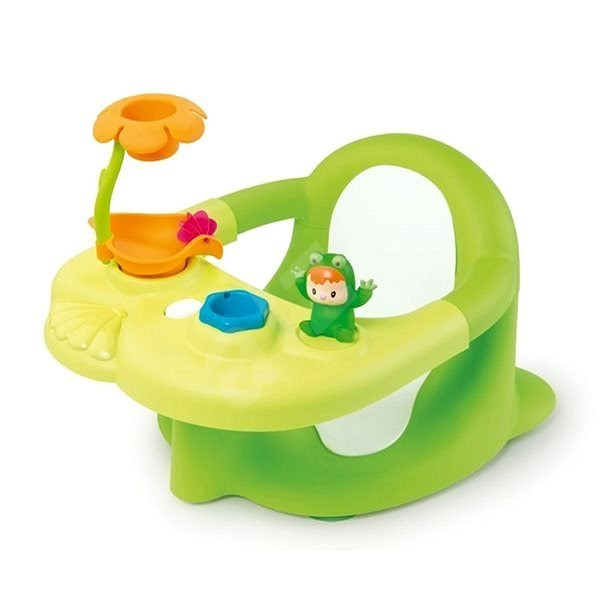 Smoby Cotoons Bath Seat Green - Children's Seat