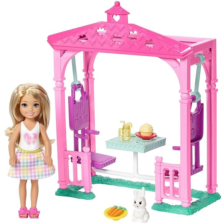 Barbie Chelsea with Fair Hair and Accessories - Doll