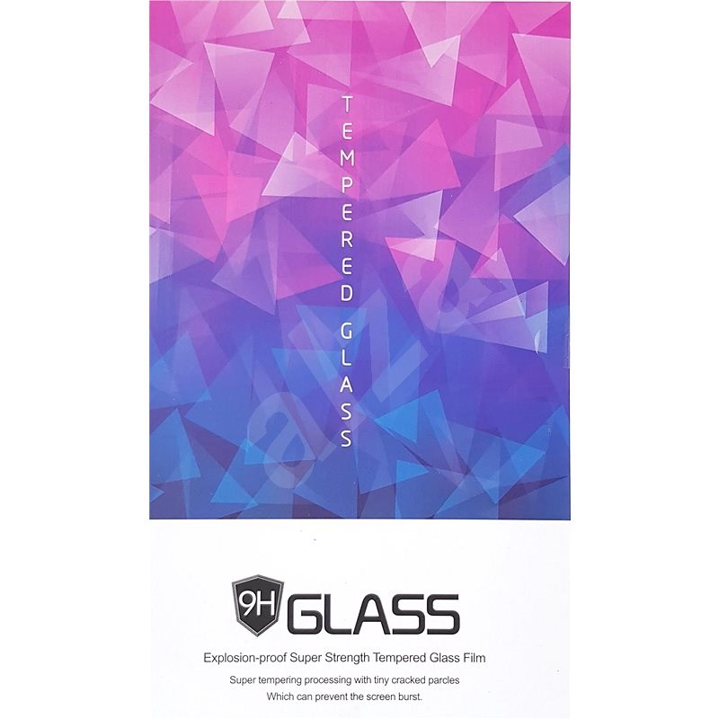 Icheckey 3D Curved Tempered Glass Screen Protector Black for Samsung A3 (2017) - Glass protector
