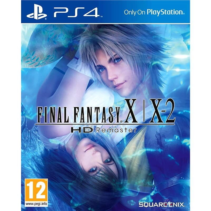 PS4 - Final Fantasy X | X-2 HD Remaster Limited Edition - Console Game