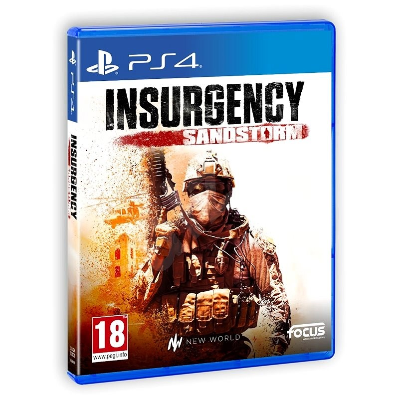 Insurgency: Sandstorm - PS4 - Console Game