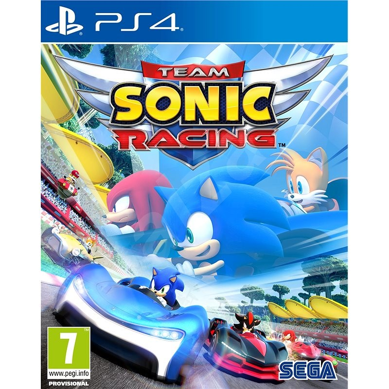 Team Sonic Racing - PS4 - Console Game