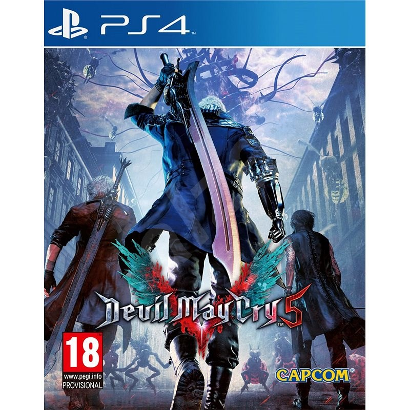 Devil May Cry 5 - PS4 - Console Game