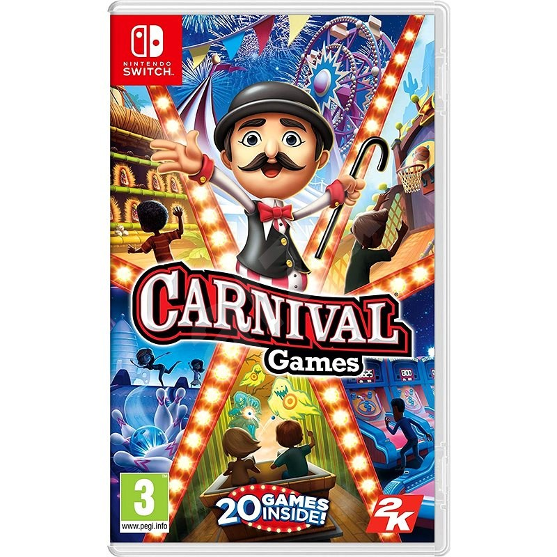Carnival Games - Nintendo Switch - Console Game