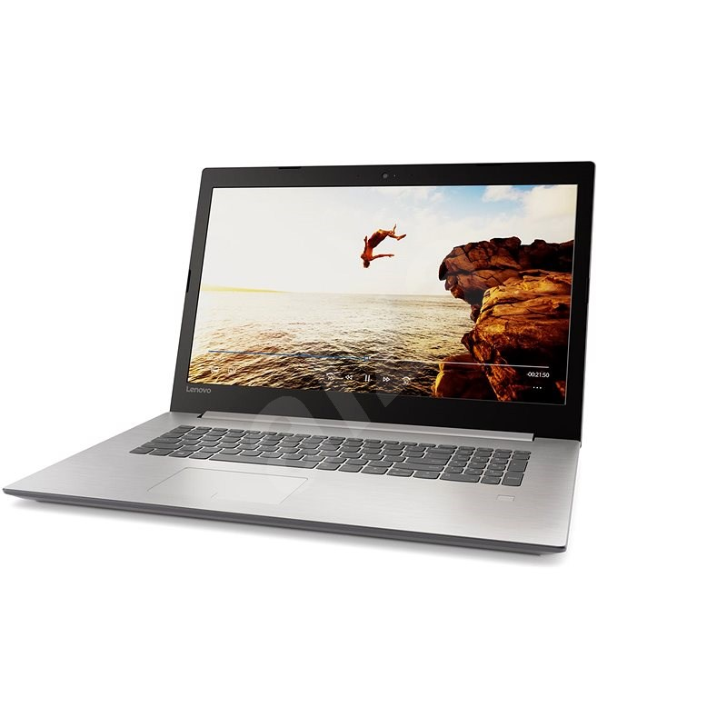 Lenovo IdeaPad 320-17AST Platinum Grey - Laptop