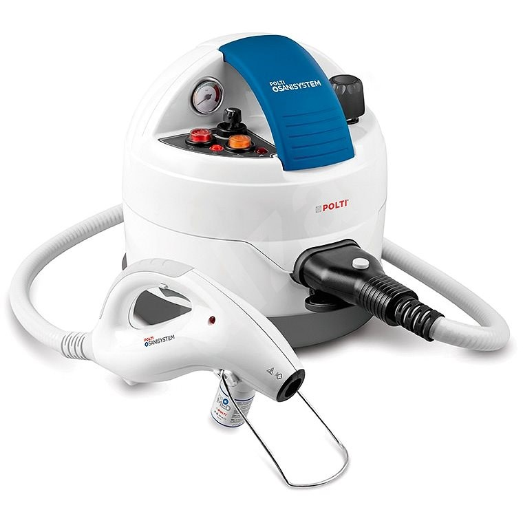 Polti Sani System BUSINESS Professional Steam Sanitisation System for Room and Surface Disinfection - Steam Cleaner