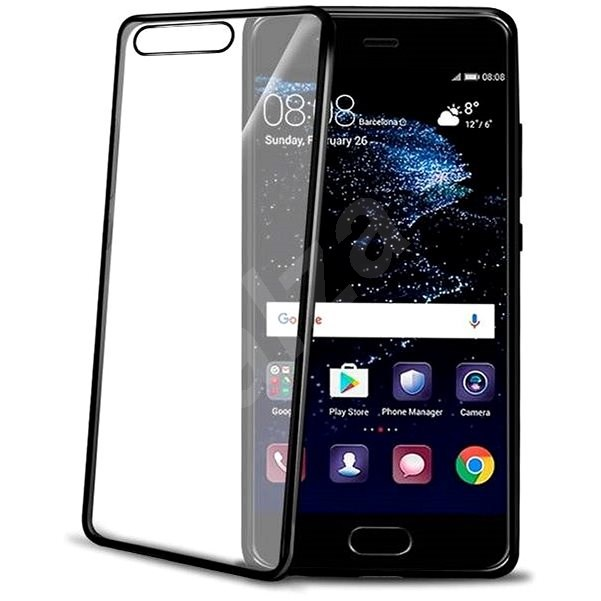 CELLY Laser for Huawei P10 Plus Black - Protective Case