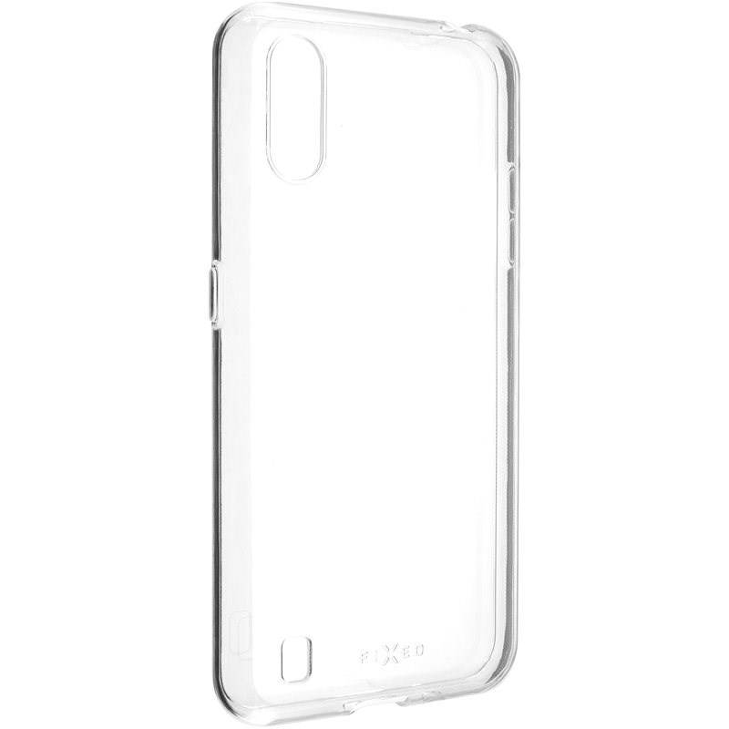 FIXED for Samsung Galaxy M01, Clear - Mobile Case