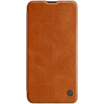 Nillkin Qin Book for Honor 20 Lite Brown - Mobile Phone Case