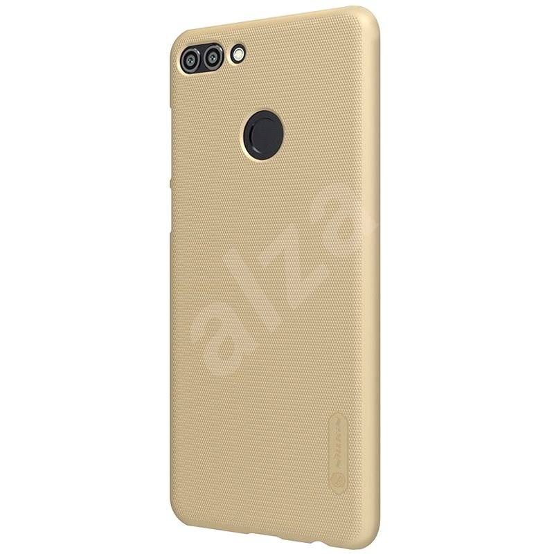 Nillkin Frosted for Huawei Y9 2018 Gold - Protective Case