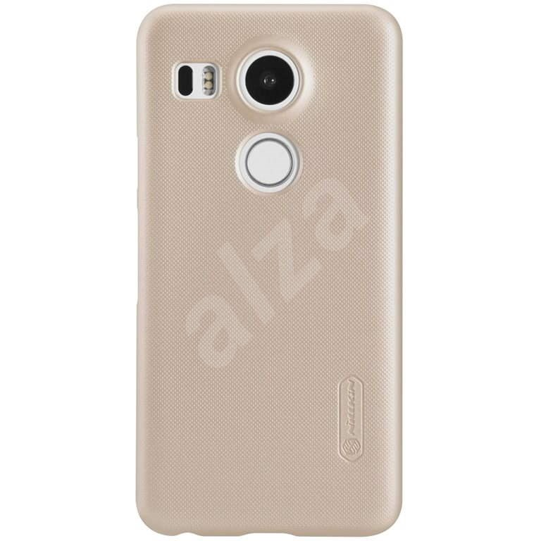 Nillkin Super Frosted Gold for LG Nexus 5X - Protective Case