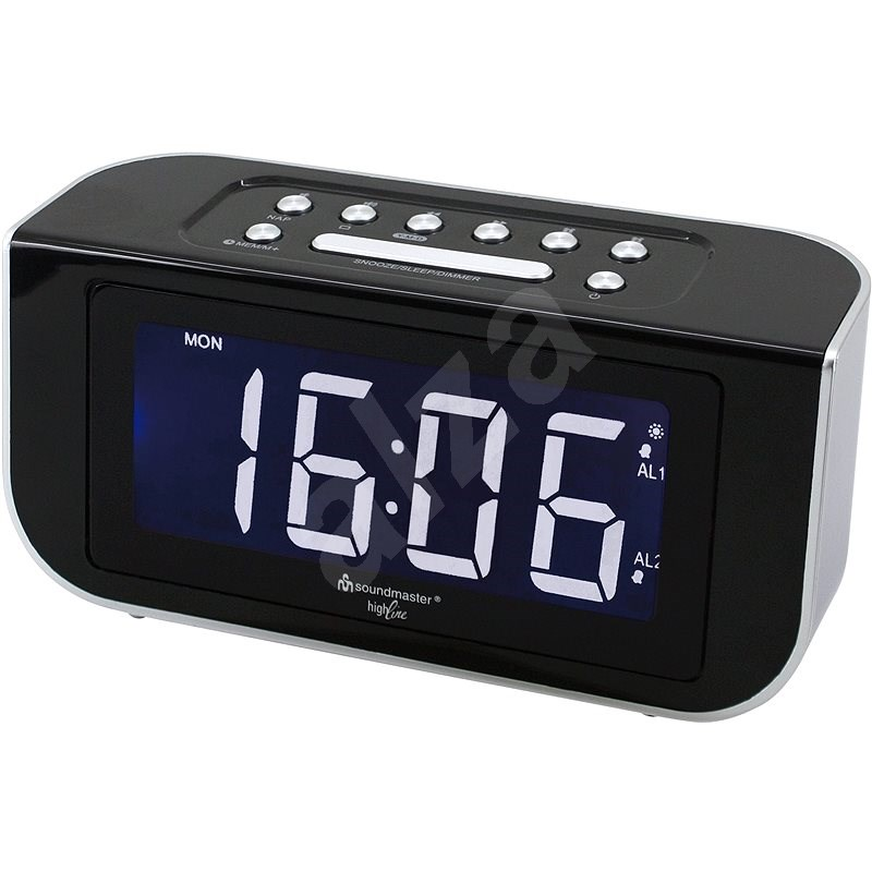 Soundmaster FUR4005 - Radio Alarm Clock