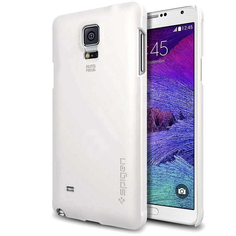 SPIGEN Thin Fit Shimmery White  - Protective Case