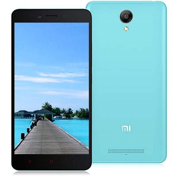 Xiaomi following shall be subject Note 2 Prime 32 GB blue - Mobile Phone