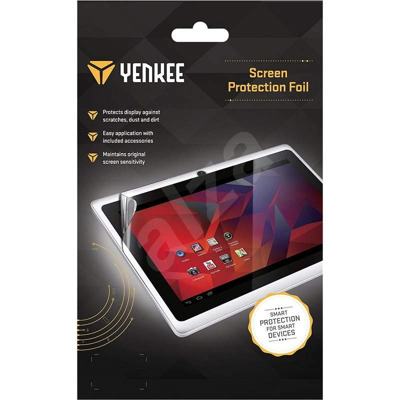 """Yenkee YPF 10UNICL 10.1"""" Transparent - Film Protector"""