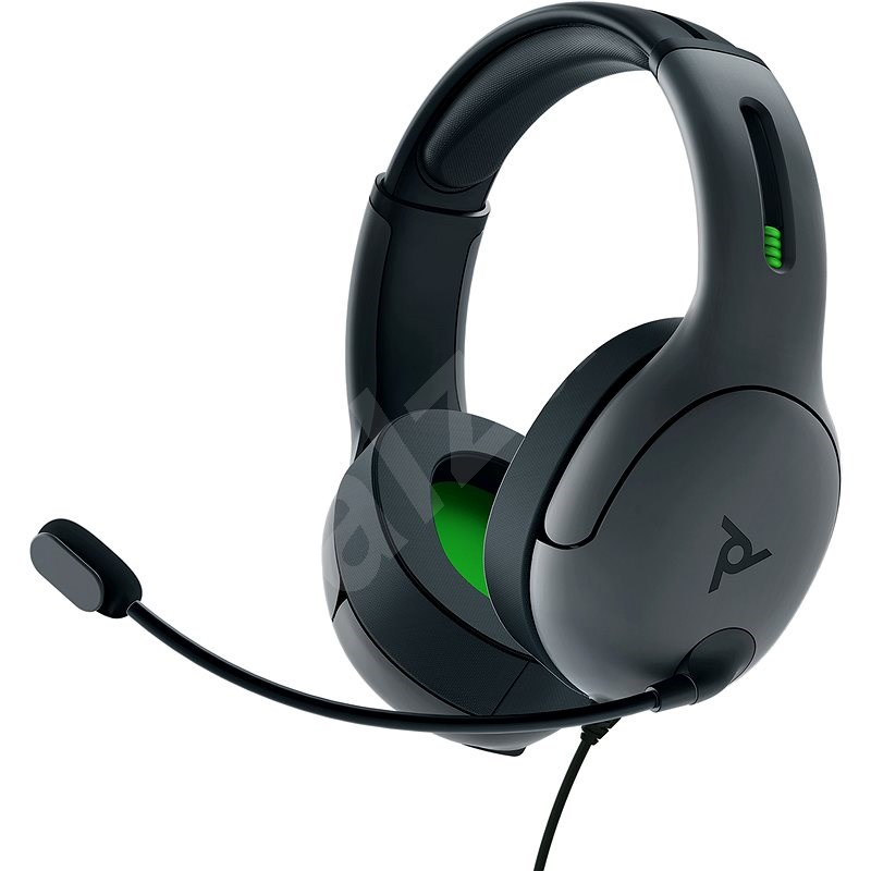 PDP LVL50 Wired Headset - Black - Xbox One - Gaming Headset