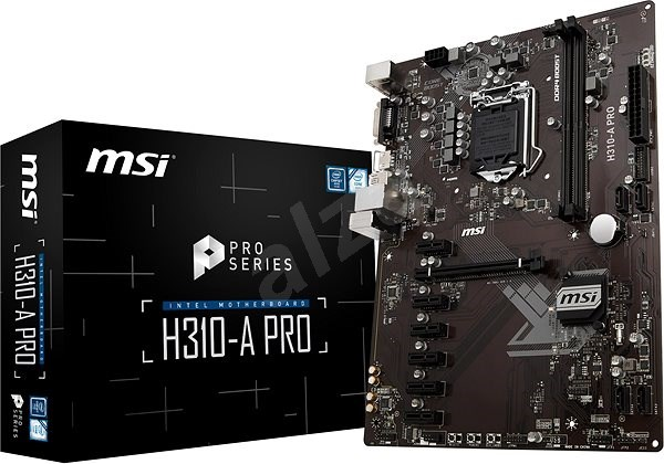 MSI H310-A ??PRO - Motherboard