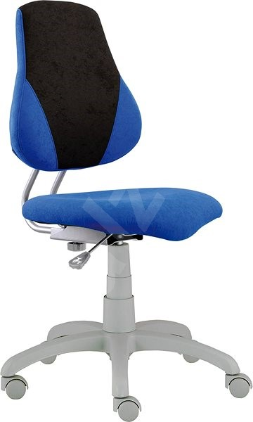 ALBA Fuxo V-line blue/gray - Children's Chair