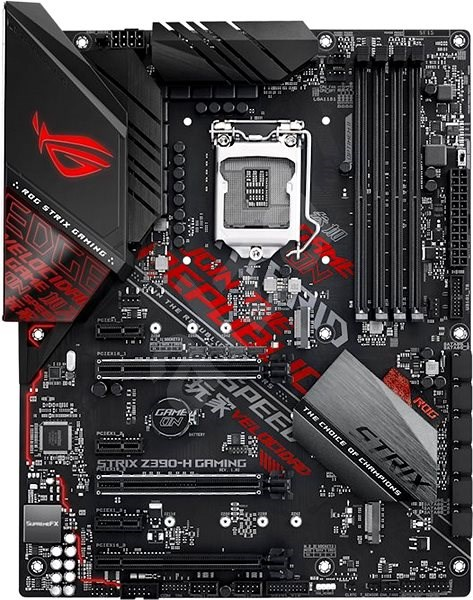ASUS ROG STRIX Z390-H GAMING - Motherboard