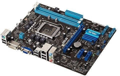 ASUS P8H61-MX R2 0/SI - Motherboard | Alza co uk