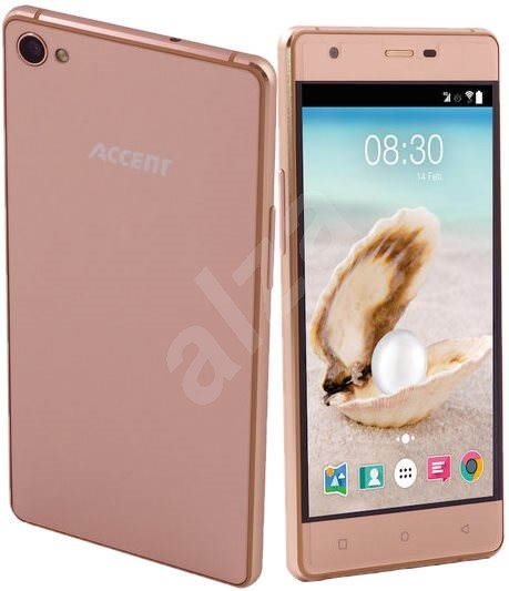 Accent Pearl gold - Mobile Phone
